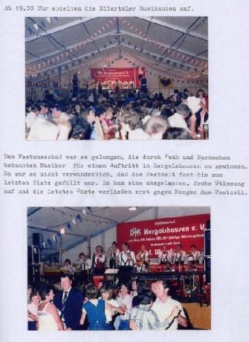 10jähriges Vereinsjubiläum
