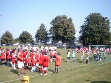 SP Hergolshausen Talentsichtungstag 15.07.2007