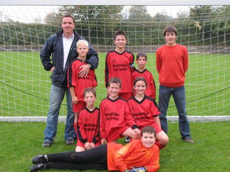 2007/2008 Fußball U11