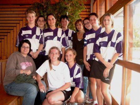 2007/2008 Korbball Frauen