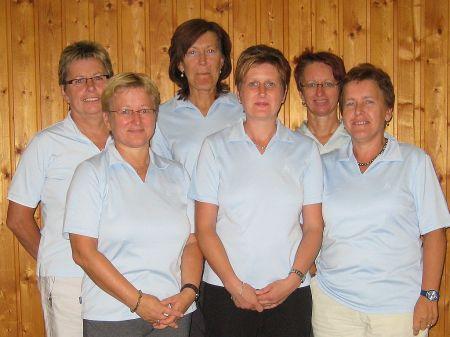 2007/2008 Tischtennis Damen 2