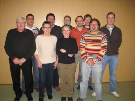 Vorstandschaft 2009-2011