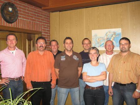 Vorstandschaft 2007