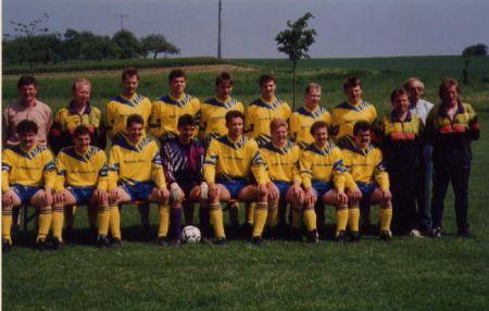 1993 Fußball-Meister in der C-Klasse SW Gruppe 9