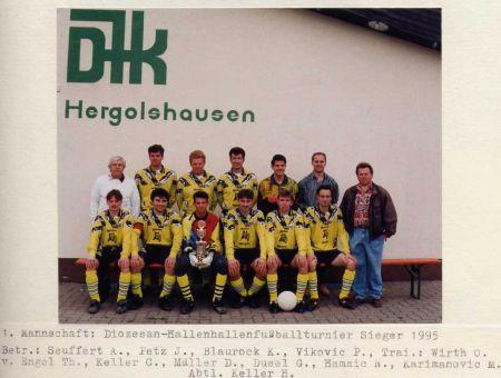 DJK-Meister 1995