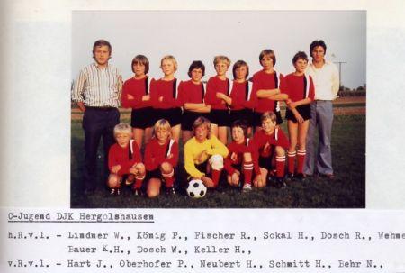 C-Jugend 1974